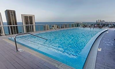 Pool, 2602 E Hallandale Beach Blvd R504AB, 2