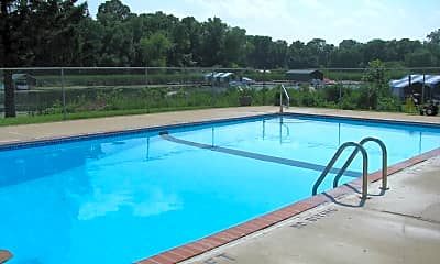 Pool, 2450 ISLAND DR, 1