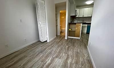 Living Room, 167 Sands St 602, 2