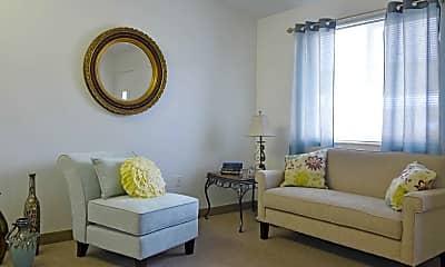 Living Room, Leisure Living, 1