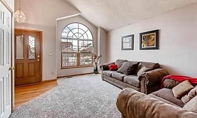 Living Room, Braddock Dr, 1