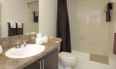 Bathroom, The Fairways of Carolina, 2