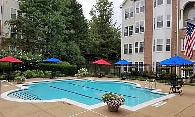 Pool, 4144 Fountainside Ln 102, 2