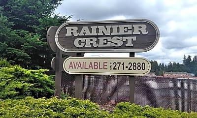 Rainier Crest, 1