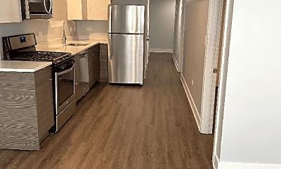 Kitchen, 2332 W 18th Pl, 1