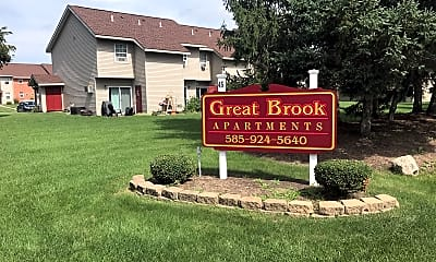 Great Brook Apartments, 1