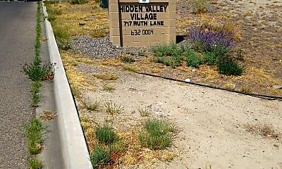 Hidden Valley Village, 1