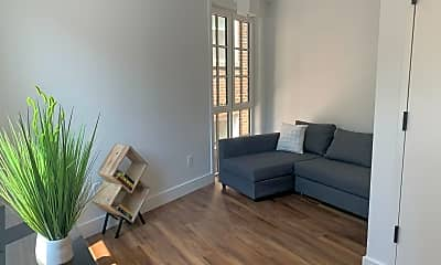 Living Room, 1416 Quincy St NW VARIES, 1