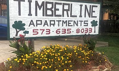 Timberline Apartments, 1