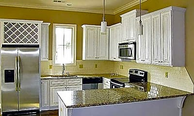 Kitchen, The Cottage at South Park, 1
