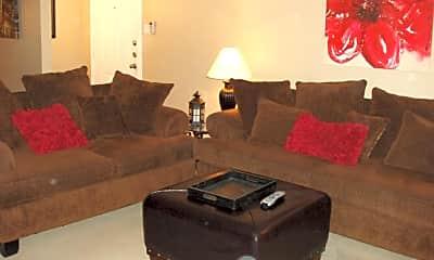 Living Room, 8250 E Arabian Trail 110, 1