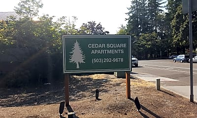 Cedar Square Apartments, 1