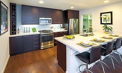 Kitchen, Preserve at Marin Apartment Homes, 0