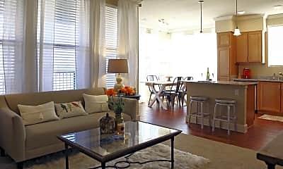 Living Room, Quinn Crossing, 1