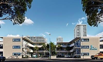 Building, Kanekapolei Collection, 0