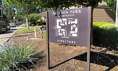 Paulson Park, 1