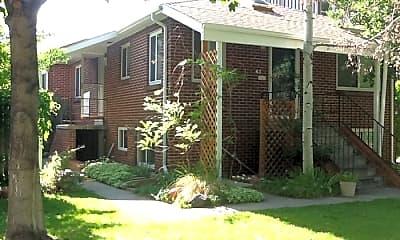 Building, 45 S Ogden St, 0