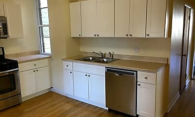 Kitchen, 2149 W Bradley Pl 2, 1