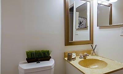 Bathroom, The Element, 2
