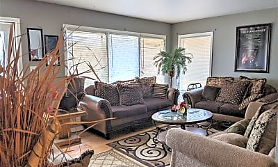 Living Room, 8311 W Brentwood Ave, 1