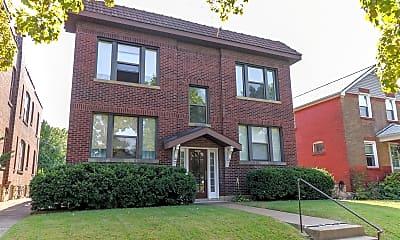 Building, 5210 Bancroft Ave, 1