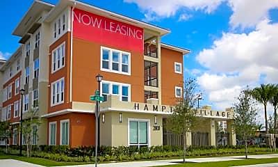 Hampton Village Apartments, 0