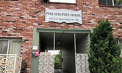 Philadelphia House, 1