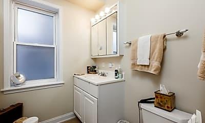 Bathroom, 1248 W Rosedale Ave, 1