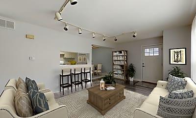 Living Room, 368 Farmingdale Cir 368, 1