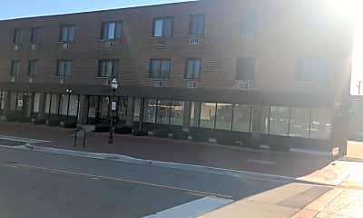 Westwood & Main Street Apartments, 1