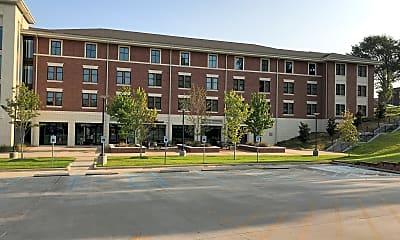 Crossroads Hall, 0