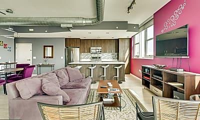 Living Room, 3409 Wilson Blvd 501, 1