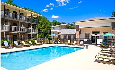Pool, University Park, 0