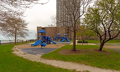 Playground, 7363 S South Shore Dr 104, 2