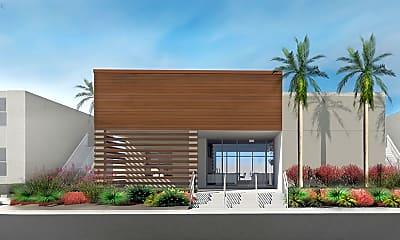 Building, Bel Air Apartments, 0