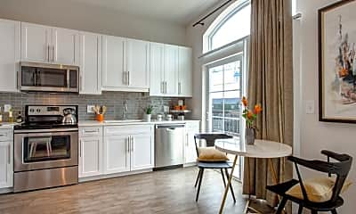 Kitchen, Lincoln at Dilworth, 1