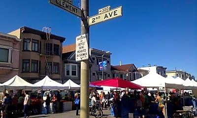 Community Signage, 239 2nd Ave, 1