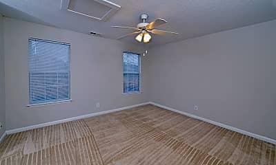 Bedroom, Meridian Park Apartments, 2