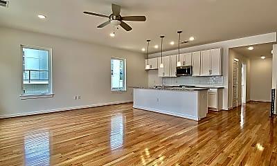 Living Room, 1201 Bainbridge Street, 1