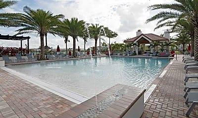 Pool, Altis at Kendall Square, 2