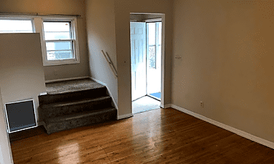 Living Room, 1127 N Irving Ave, 1