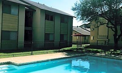 Pool, 2103 S WW White Rd, 1