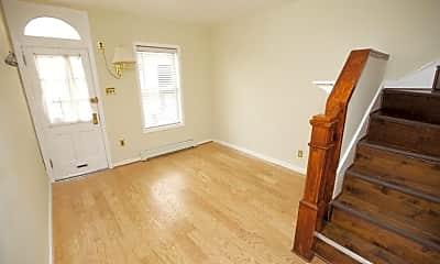Living Room, 2416 Manning St, 0