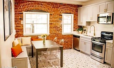 Kitchen, 341 S Gramercy Pl, 2