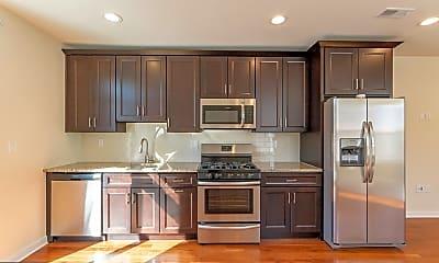 Kitchen, 1326 S 21st St B, 1