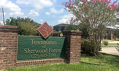 Townhomes of Sherwood Forest, 1