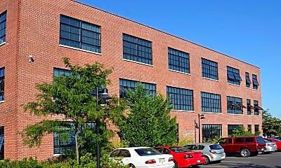 Building, Hatboro Lofts, 1