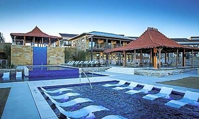 Pool, The Hudson at Austin Ranch, 1