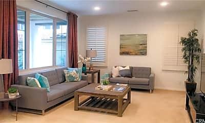 Living Room, 71 Hanging Garden, 1