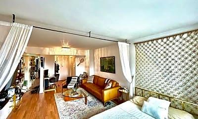 Living Room, 401 E 65th St, 1